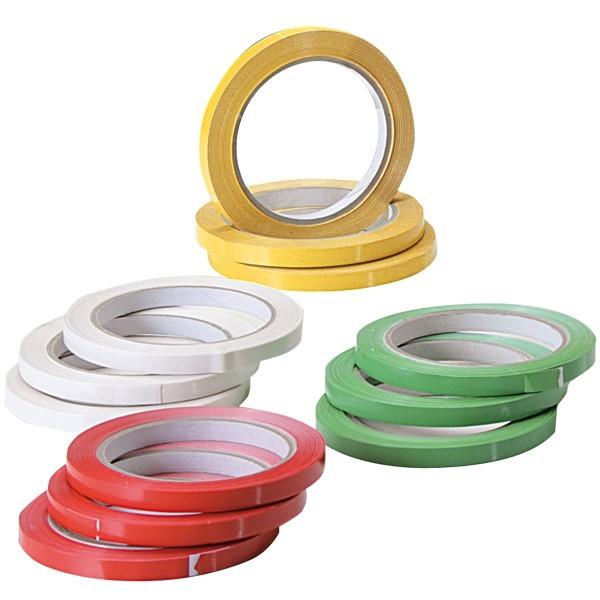 Nastro adesivo in PVC colorato