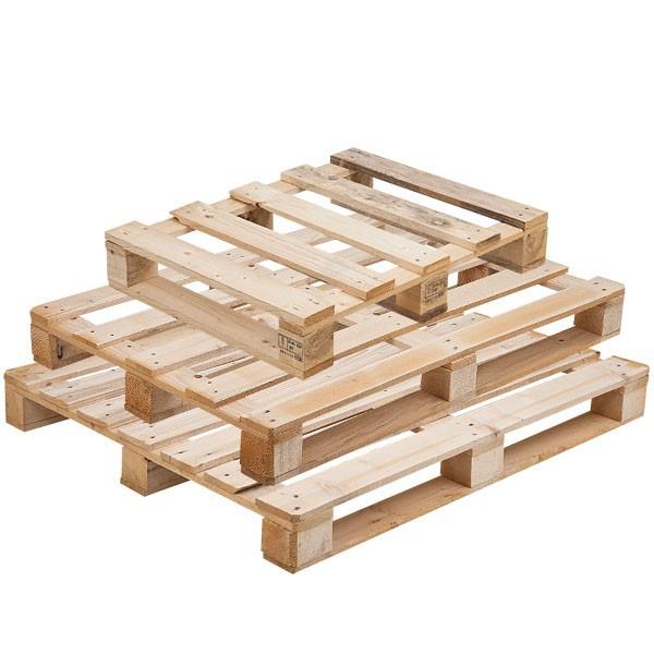 Pallet in legno standard