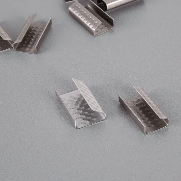 Sigilli in acciaio reggia PET