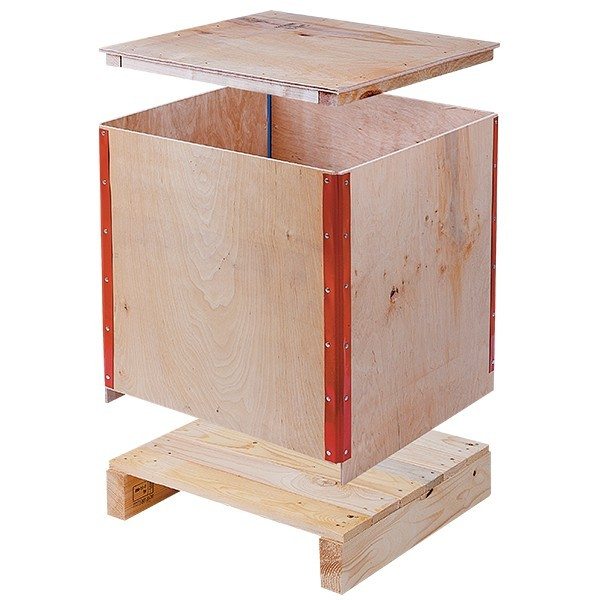 Casse in legno export