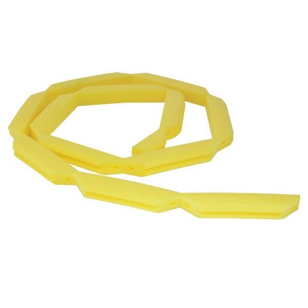 Profili per prodotti sottili gialli
