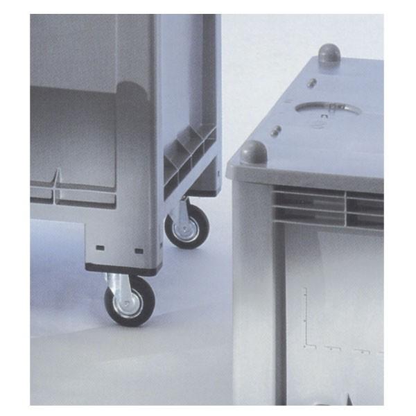 Accessori per contenitori in polietilene