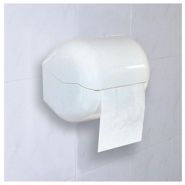 Distributore di carta igienica per rotolo piccolo