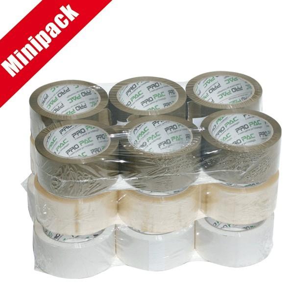 Minipack 6 nastri in PVC