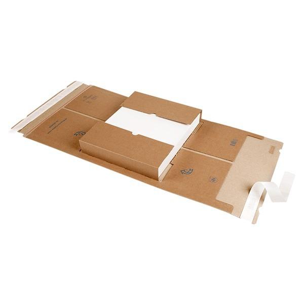 Scatole Pacpost con chiusura adesiva