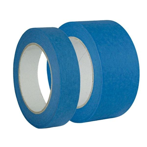 Nastri in carta blu