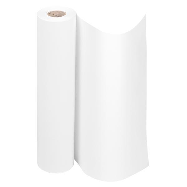 Carta kraft bianca monolucida in bobine
