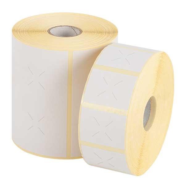 Etichette carta a trasferimento termico antieffrazione