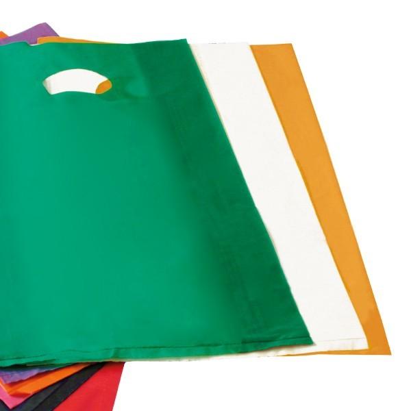 Shopper in PE-HD colorate