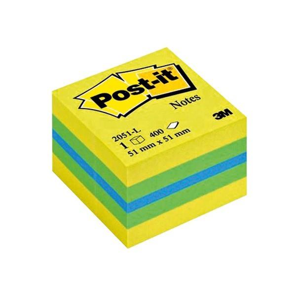 Post-It Cube Mini 2051 3M
