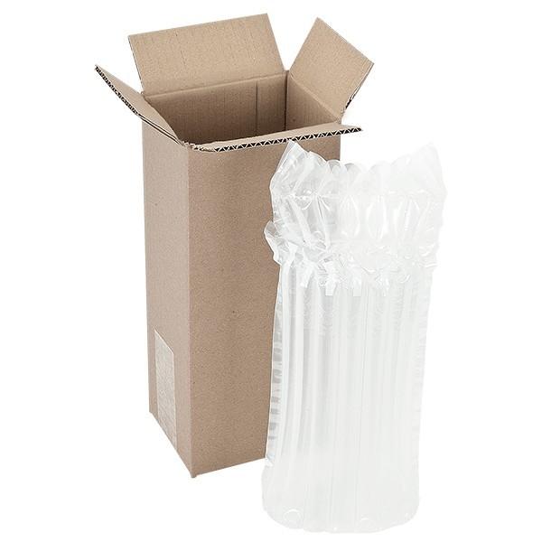 Buste gonfiabili protettive per bottiglie