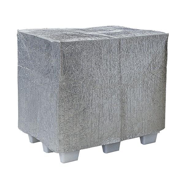 Cappucci termici in alluminio