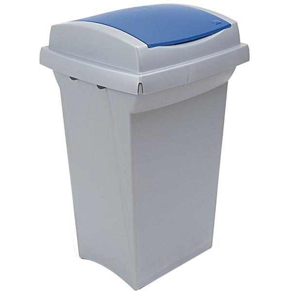 Bidone per rifiuti RECYCLING 50 lt