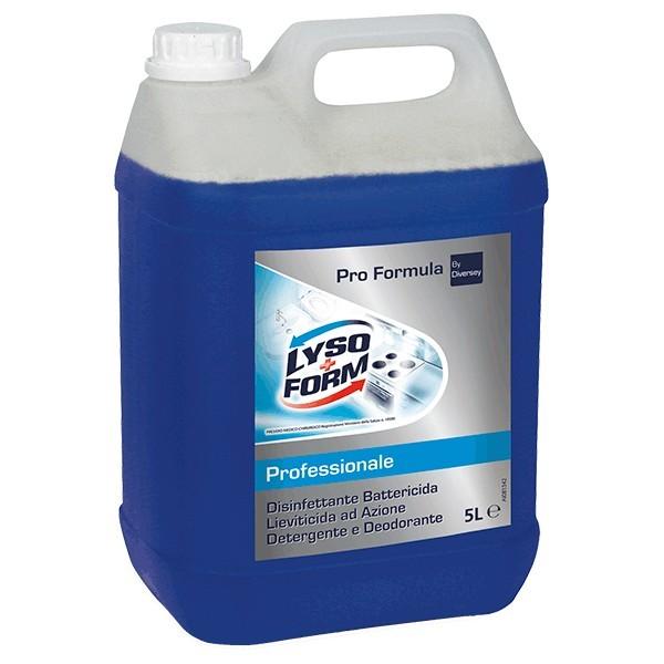 Lysoform detergente disinfettante professionale