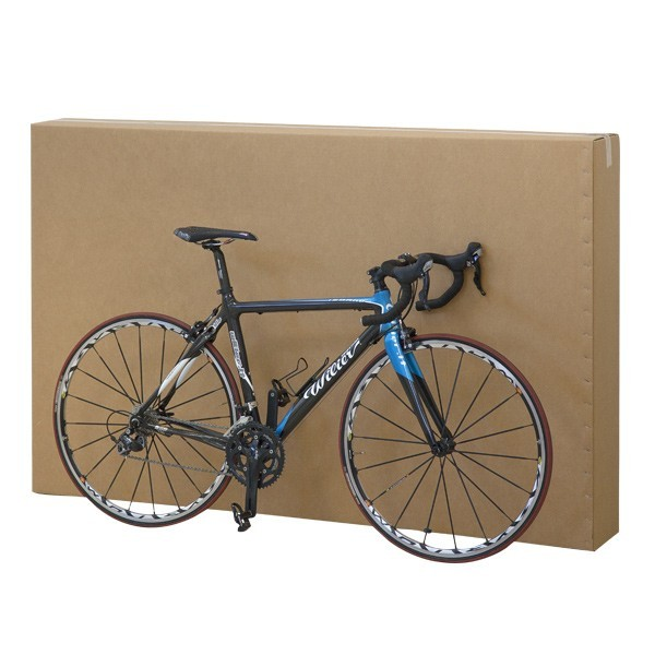 Scatole strette per biciclette