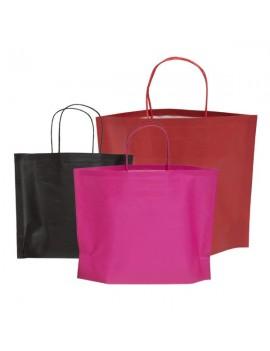 Shopper in carta colorate...