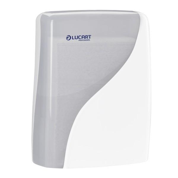 Dispenser carta asciugamani ripiegata Lucart