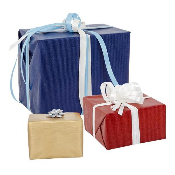 Carta kraft da regalo in fogli