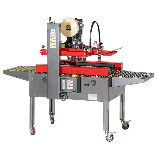 Nastratrice semiautomatica a dimensionamento manuale Industrial