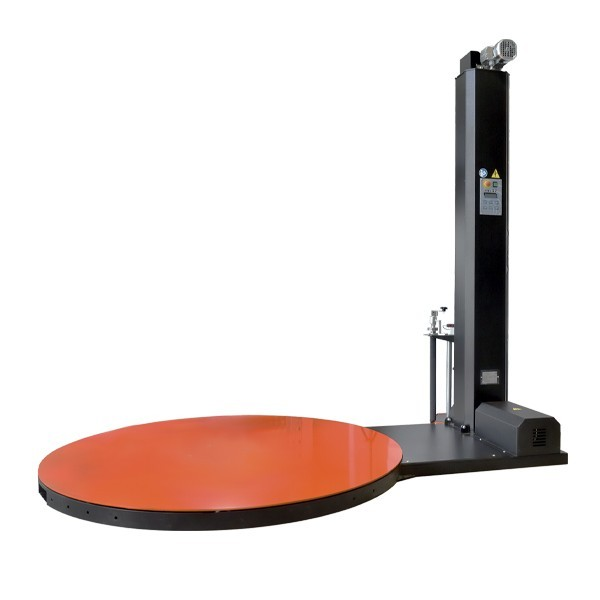 Macchina Fasciapallet a tavola rotante