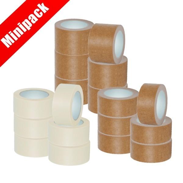 Minipack 6 nastri in carta