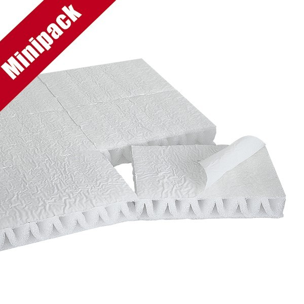 Minipack cuscinetti adesivi in mondaplen