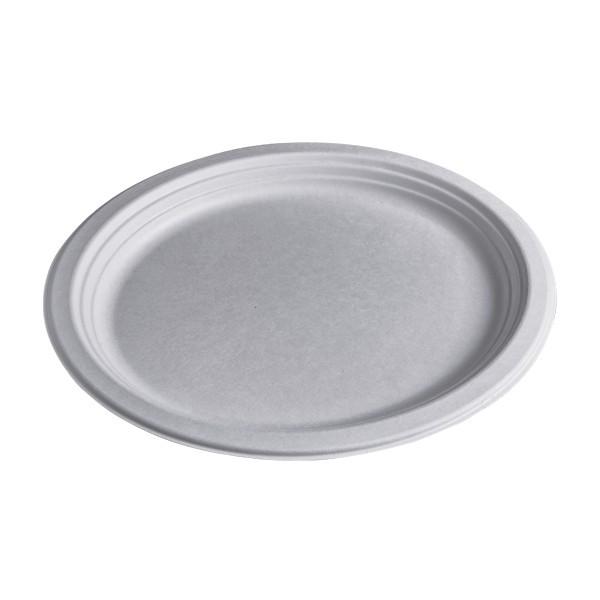 Piatti monouso in polpa di cellulosa