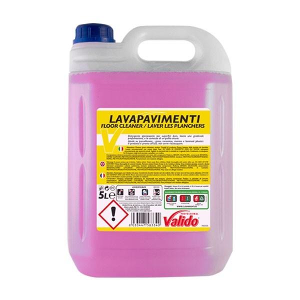 Detergenti professionali in tanica da 5 litri