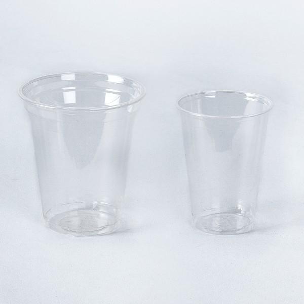 Bicchieri biodegradabili in PLA