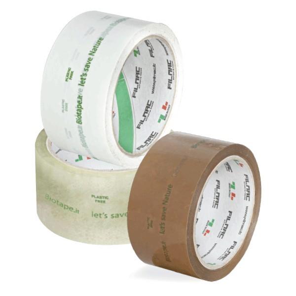 Nastro adesivo PLA 20 my biobased