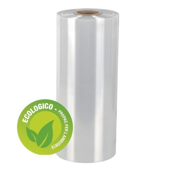 Film estensibile macchinabile in PLA biodegradabile e compostabile