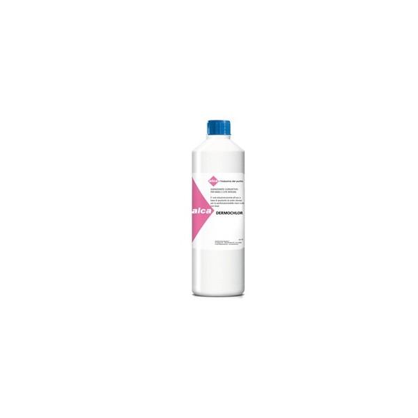 Igienizzante cloroattivo per mani 1Lt DERMOCHLOR Alca