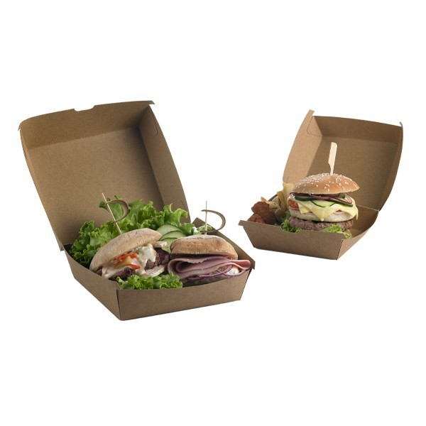 Box per hamburger