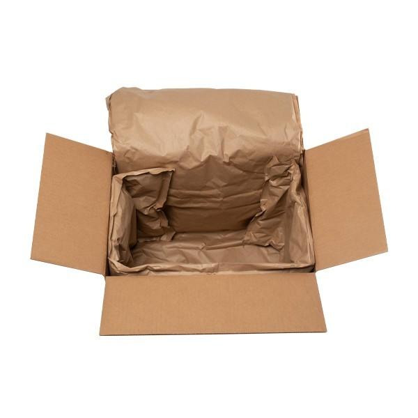 Cuscini in carta kraft per spedire alimenti freschi TempGuard®