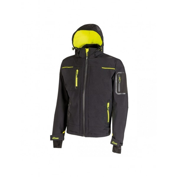 Giacca U-Power Space in Softshell