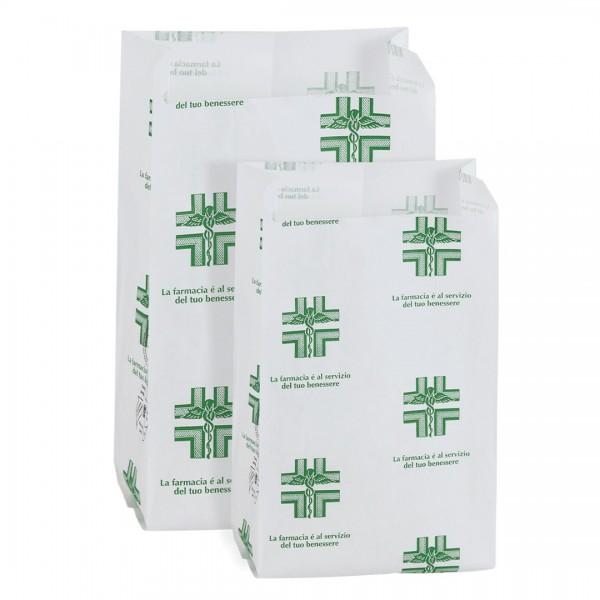 Sacchetti in carta per farmacia