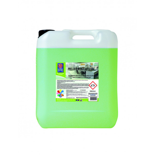 Detergente alcalino igienizzante sgrassante