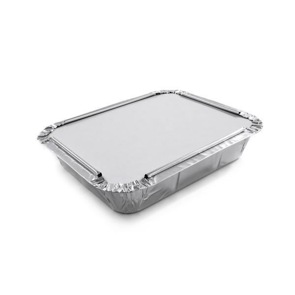 Vaschette in alluminio con coperchio