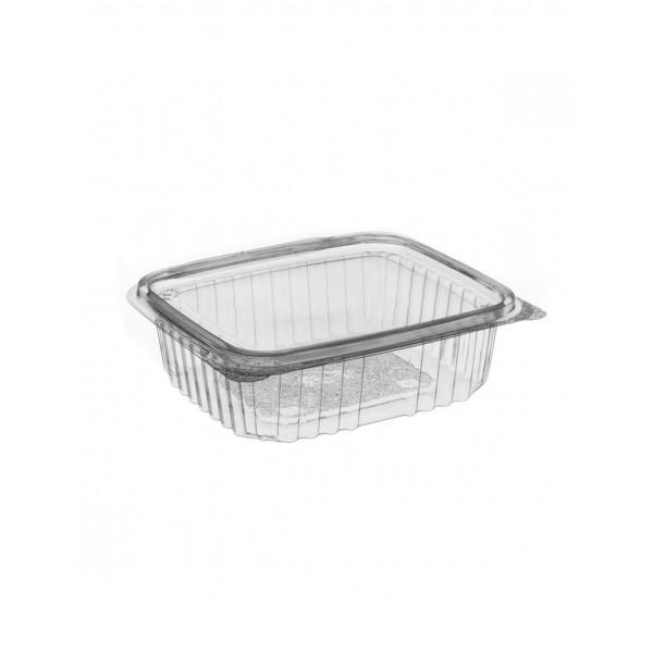 Vaschette trasparenti per alimenti in PLA