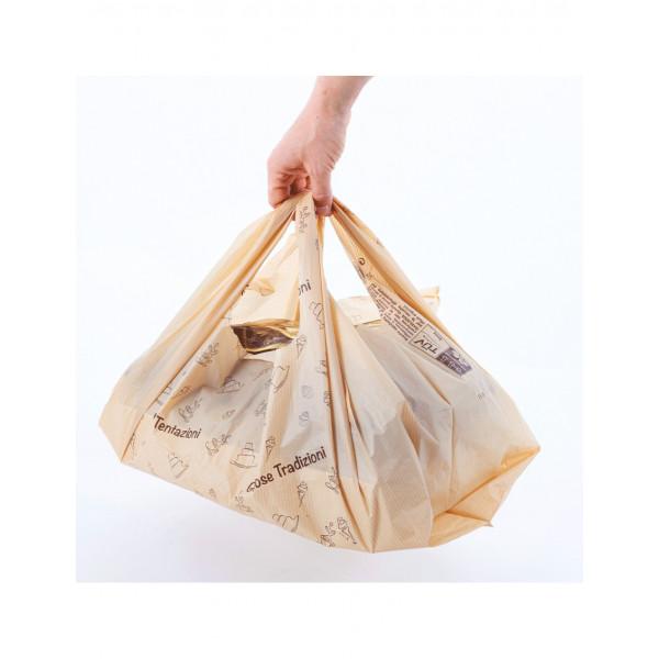 Shopper bio compostabili per take away
