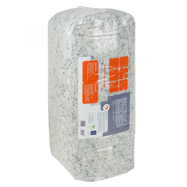 Riempimento per imballaggio in fibra tessile naturale