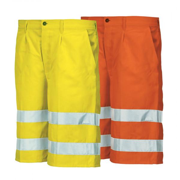 Pantaloni corti alta visibilità Issa