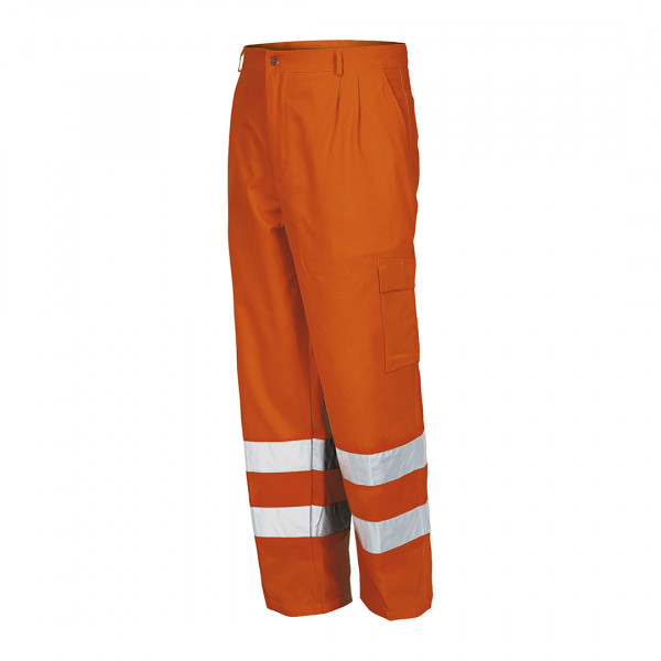 Pantaloni da lavoro alta visibilità Issa