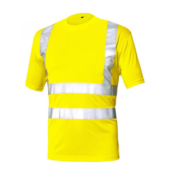 T-shirt manica corta alta visibilità Issa