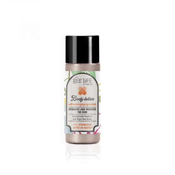 Crema corpo con antibatterico 30 ml linea cortesia Purifying 300 pezzi