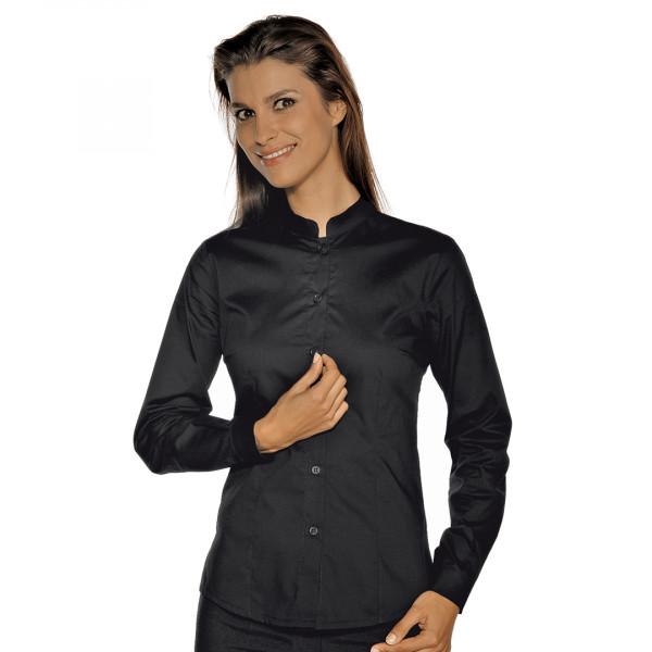 Camicia donna nera