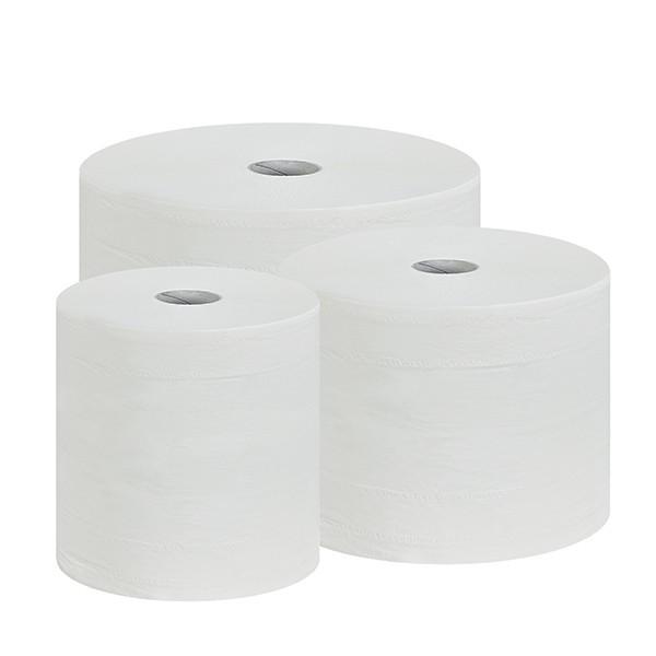 Bobine per asciugatura in carta liscia