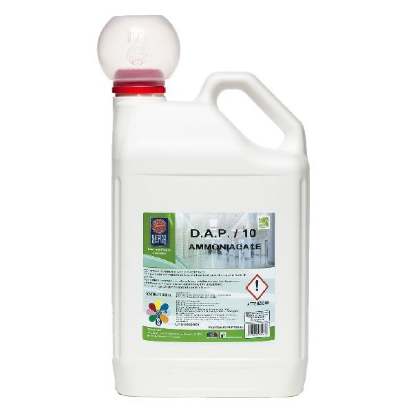Detergente universale per macchine lavapavimenti