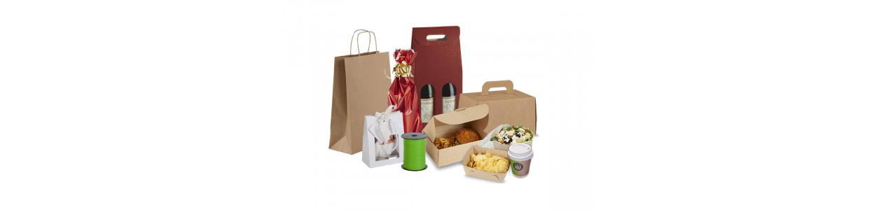 Negozi e Horeca | Contenitori, carte e sacchetti per negozi | Propac