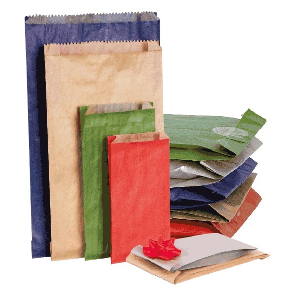Sacchetti in carta colori classici